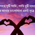 Bangla romantic love sms