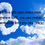Valobashar bangla sms
