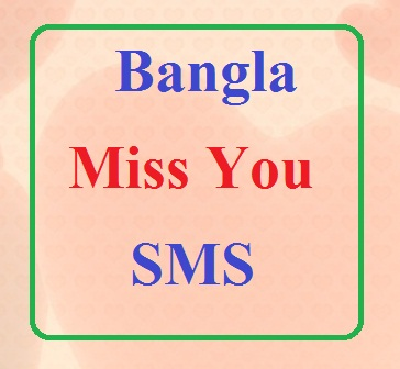 bangla miss you sms