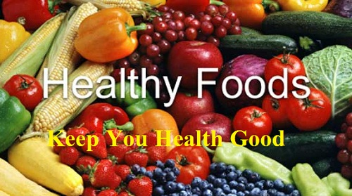 healthy foods good health
