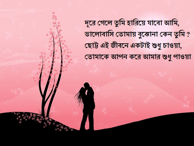 Bangla love poem for wife