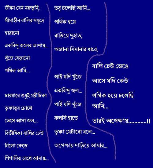 valobashar kobita bangla love poems