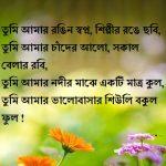 Bangla premer choto kobita