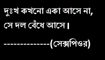 bangla sad status for whatsapp