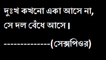 bangla sad status for whatsapp