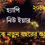bengali new year 2018