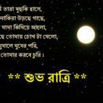 shuvo ratri sms pic bangla
