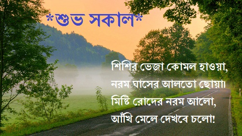 bengali good morning quotes