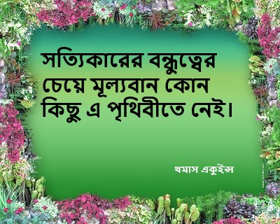 Bengali Friendship Quotes Bengali Quotes On Friendship With Images
