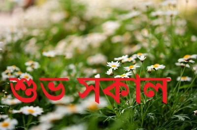 Good morning bengali image